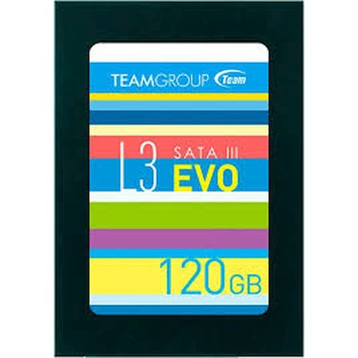 SSD диск Team Group L3 Evo 120Gb T253LE120GTC101