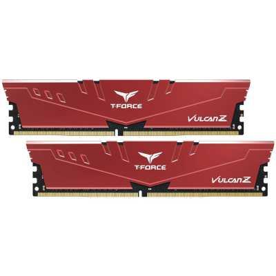 оперативная память Team Group T-Force Vulcan Z Red TLZRD416G3600HC18JDC01