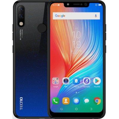 смартфон Tecno KB8 Spark 3 Pro Nebula Black