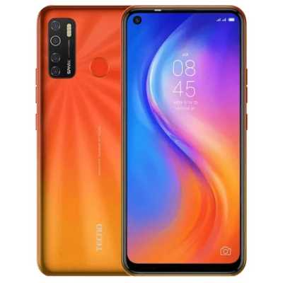 смартфон Tecno KD7h Spark 5 Orange