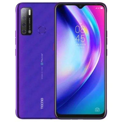смартфон Tecno LC7 Pouvoir 4 Purple