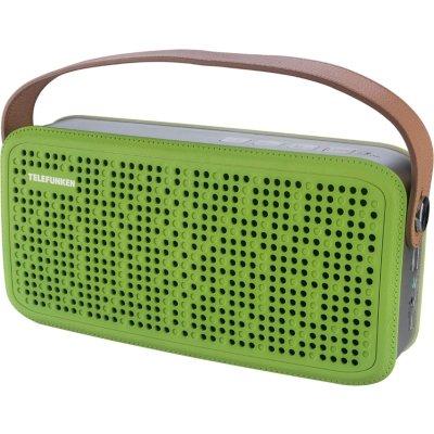 колонка Telefunken TF-PS1230B Green