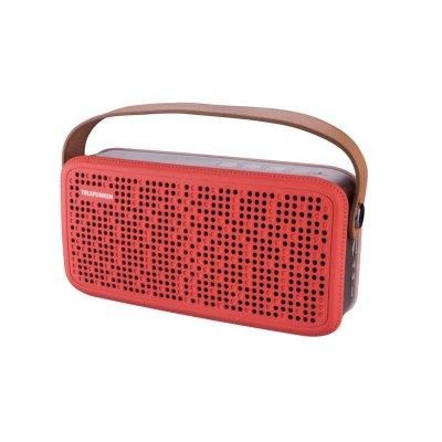 колонка Telefunken TF-PS1230B Red