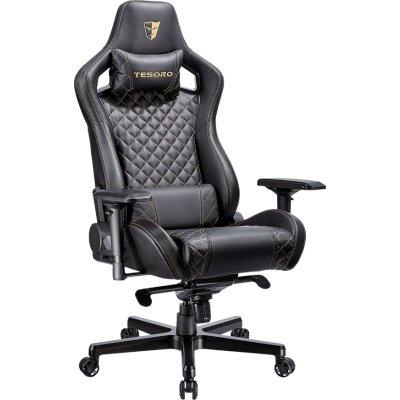 игровое кресло Tesoro Zone X F750 Black