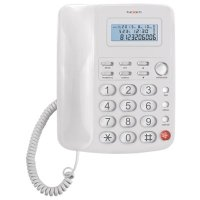 Телефон Texet ТХ-250 White