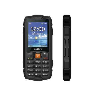 мобильный телефон Texet TM-516R Black