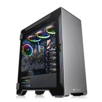Корпус Thermaltake A500 Aluminum TG CA-1L3-00M9WN-00
