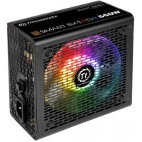 Блок питания Thermaltake Smart BX1 RGB 550W PS-SPR-0550NHSABE-1