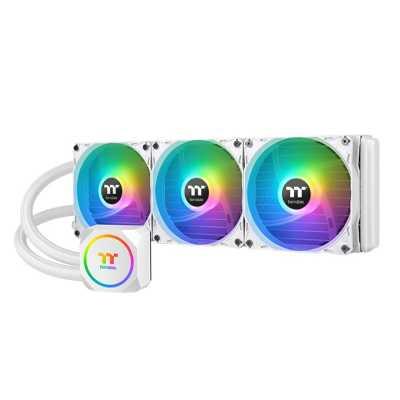 кулер Thermaltake TH360 ARGB Sync Snow Edition CL-W302-PL12SW-A