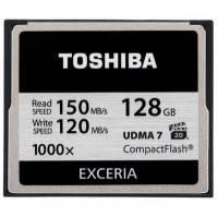 Карта памяти Toshiba 128GB CF-128GTGI 8