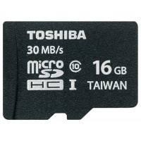 Карта памяти Toshiba 16GB Class 10 SD-C016UHS1BL5A