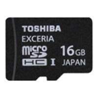 Карта памяти Toshiba 16GB Class 10 SD-CX16HDBL7