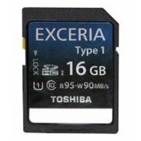 Карта памяти Toshiba 16GB Class 10 SD-X16T1BL7