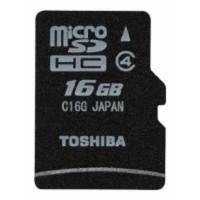 Карта памяти Toshiba 16GB SD-C16GJBL5A