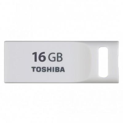 флешка Toshiba 16GB THNU16SIPWHITEBL5