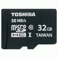 Карта памяти Toshiba 32GB SD-C032UHS1 BL5A