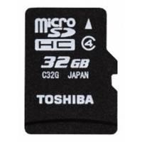 Карта памяти Toshiba 32GB SD-C32GJ BL5A