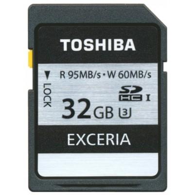 карта памяти Toshiba 32GB SD-X32UHS1