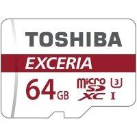 Карта памяти Toshiba 64GB THN-M302R0640EA