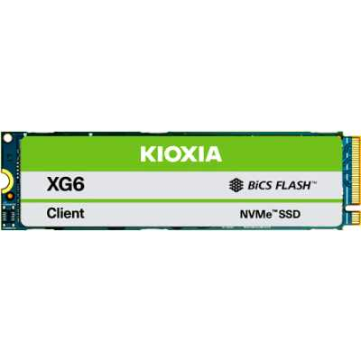 SSD диск Kioxia XG6 256Gb KXG60ZNV256GBTYLGA