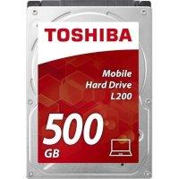 Жесткий диск Toshiba L200 500Gb HDWJ105UZSVA
