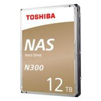 Жесткий диск Toshiba N300 12Tb HDWG21CEZSTA