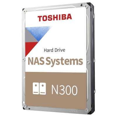 жесткий диск Toshiba N300 6Tb HDWG460EZSTA