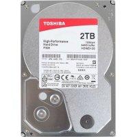 Жесткий диск Toshiba P300 2Tb HDWD120UZSVA