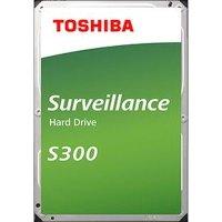 Жесткий диск Toshiba S300 4Tb HDWT140UZSVA