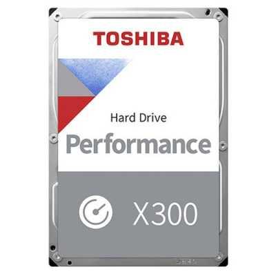жесткий диск Toshiba X300 4Tb HDWR440EZSTA