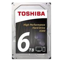 Жесткий диск Toshiba X300 6Tb HDWE160UZSVA
