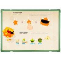Интерактивная доска Trace Board TI-690 Green