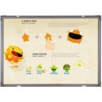 Интерактивная доска Trace Board TI-690 Grey