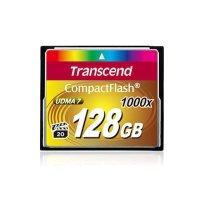Карта памяти Transcend 128GB TS128GCF1000