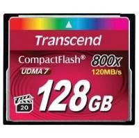Карта памяти Transcend 128GB TS128GCF800
