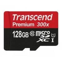 Карта памяти Transcend 128GB TS128GUSDU1