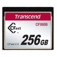 Карта памяти Transcend 256GB TS256GCFX650