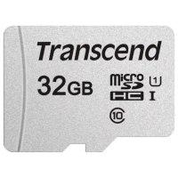 Карта памяти Transcend 32GB TS32GUSD300S-A