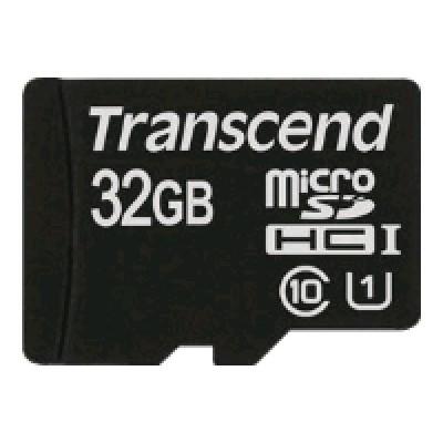 карта памяти Transcend 32GB TS32GUSDCU1