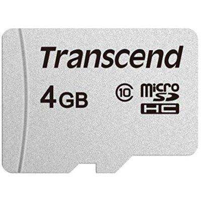 карта памяти Transcend 4GB TS4GUSD300S