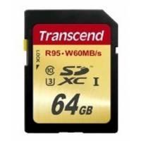 Карта памяти Transcend 64GB TS64GSDU3