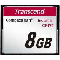 Карта памяти Transcend 8GB TS8GCF170