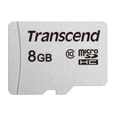 карта памяти Transcend 8GB TS8GSDC300S