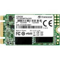 SSD диск Transcend MTS430 128Gb TS128GMTS430S