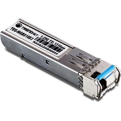 SFP Трансивер TRENDnet TEG-MGBS10D35