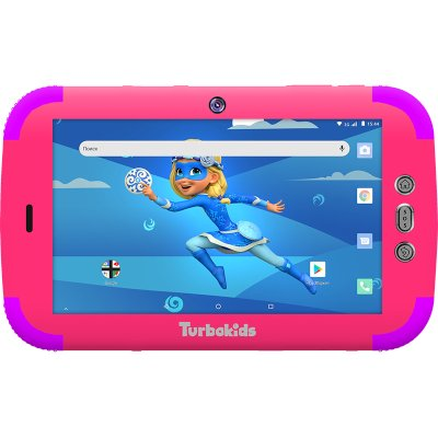 планшет TurboPad TurboKids Princess 3G 16Gb Pink