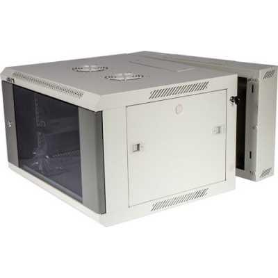 телекоммуникационный шкаф TWT TWT-CBW3G-6U-6x6-GY