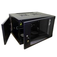 Телекоммуникационный шкаф TWT TWT-CBWNG-12U-6X6-BK
