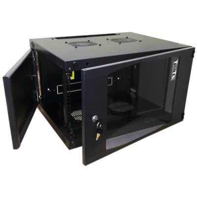 телекоммуникационный шкаф TWT TWT-CBWNG-18U-6x6-BK