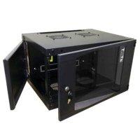 Телекоммуникационный шкаф TWT TWT-CBWNG-6U-6X4-BK